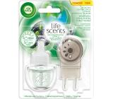 Air Wick Life Scents Forest Waters - Lesní potok elektrický osvěžovač vzduchu komplet 19 ml