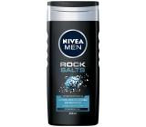Nivea Men Rock Salt sprchový gél 250 ml