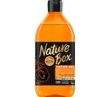 Nature Box Meruňka Vitamínový antioxidant sprchový gel se 100% za studena lisovaným olejem, vhodné pro vegany 385 ml