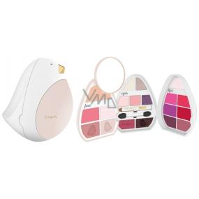 Pupa Bird 4 Make-up kazeta pre líčenie tváre, očí a pier 001 28,7 g