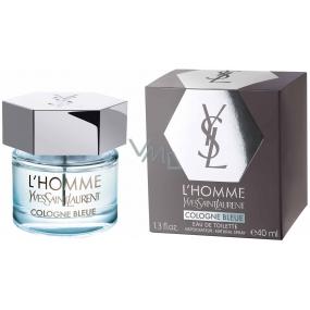 Yves Saint Laurent L Homme Cologne Bleue toaletná voda pre mužov 40ml