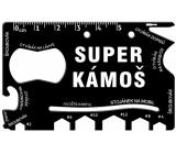 Albi Multináradie do peňaženky Super kámoš 8,5 cm x 5,3 cm x 0,2 cm