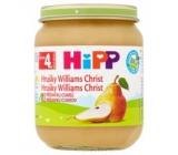 HiPP Ovocie Bio Hrušky Williams Christ ovocný príkrm, znížený obsah laktózy a bez pridaného cukru pre deti 125 g