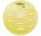 Fre Pre Wave Citrus vonné sitko do pisoára žltej 19 x 20,3 x 1,9 cm 52 g