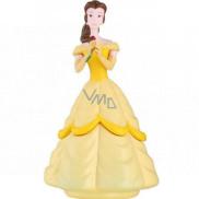 Disney Princess - Bell, Kráska a zviera 3D sprchový a kúpeľový gél pre deti 400 ml