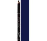 Jenny Lane Voděodolná oční linka kajalová tmavě modrá 2 g