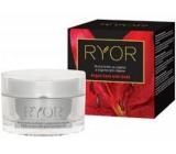 Ryor Argan Care with Gold se zlatem a arganovým olejem Noční krém 50 ml