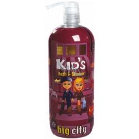 Hegron Big City pena do kúpeľa pre deti 950 ml