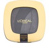 Loreal Paris Color Riche Les Ombres očné tiene S13 Magnetic Black 2,5 g