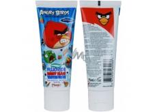 Angry Birds zubní pasta pro děti 75 ml expirace 05/2018