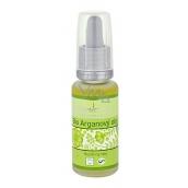 Saloos Bio Arganový pleťový olej lisovaný za studena pre zrelú a vysušenú pokožku, na ekzém, lupienku 20 ml