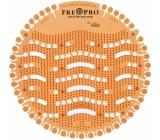 Fre Pre Wave Mango vonné sitko do pisoára oranžovej 19 x 20,3 x 1,9 cm 52 g