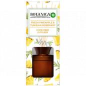 Air Wick Botanica Čerstvý ananás a tuniský rozmarín vonné tyčinky osviežovač vzduchu 80 ml