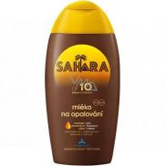 Sahara OF10 Vodeodolné mlieko na opaľovanie 200 ml