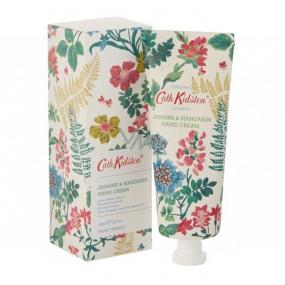 Heathcote & Ivory Twilight Garden krém na ruky a nechty 100 ml