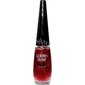 Golden Rose Nail Art zdobiace lak na nechty odtieň 124 7,5 ml
