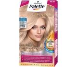 Schwarzkopf Palette Deluxe Intense Oil Care Color barva na vlasy 219 Platinový perleťově plavý