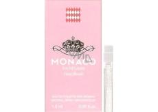 Monaco L Eau Florale toaletní voda pro ženy 1,5 ml s rozprašovačem, Vialka