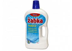 Žabka tekutá, umývacie, čistiace a zmäkčovacie prípravok 1 l