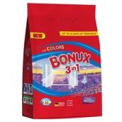 Bonux Color Caring Lavender 3v1 prací prášok na farebnú bielizeň 20 dávok 1,5 kg
