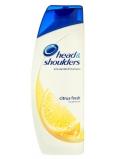 Head & Shoulders Citrus Fresh proti lupinám šampón na mastné vlasy 400 ml