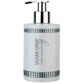 Vivian Gray Crystal White luxusné hydratačné tekuté mydlo 250 ml