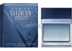 Guess Seductive Homme Blue toaletná voda 100 ml