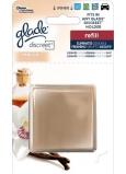 Glade by Brise Vanilla Discreet Decor osviežovač vzduchu náhradná náplň 8 g