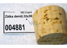 Korková zátka demižonová 32 x 38 x 34, 25 l 020 +