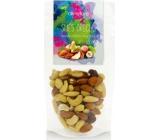 Allnature Směs ořechů mandle, lískové, kešu, para 100 g