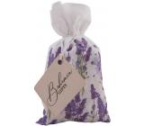 Bohemia Gifts Lavender soľ do kúpeľa v plátenom sáčku 150 g
