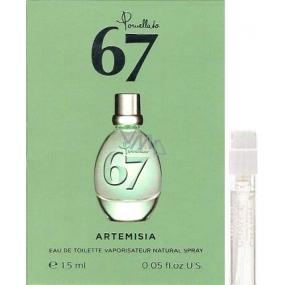 Pomellato 67 Artemisia toaletná voda unisex 1,5 ml s rozprašovačom, vialka