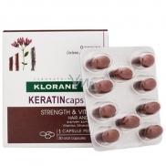 Klorane Keratincaps Vlasy a nechty 30 kapsúl 7012