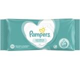 Pampers Sensitive vlhčené obrúsky pre deti 52 kusov