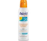 Astrid Sun Easy OF20 hydratačné mlieko na opaľovanie sprej 150 ml