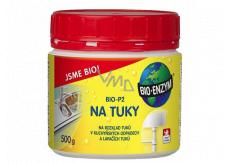 Bio-Enzým Bio-P2 Biologický prípravok k rozkladu tukov v odpadových systémoch 500 g
