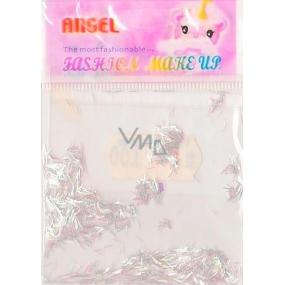 Angel Ozdoby na nechty pásky strieborné 2 g
