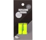 Albi Buď vidět! Reflexní pásek Jim Rohn Žlutý, zvýší viditelnost až 10x
