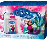La Rive Disney Frozen toaletná voda 50 ml + 2v1 sprchový gél 250 ml darčeková sada