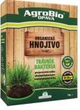 AgroBio Tromf Trávnik baktérií prírodné granulované organické hnojivo 1 kg