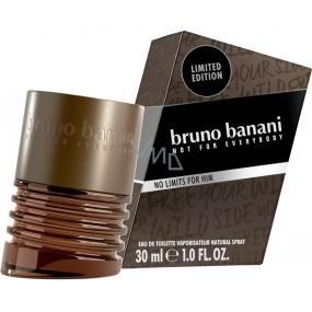 Bruno Banani No Limits toaletná voda pre mužov 30 ml