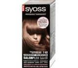 Syoss Color SalonPlex farba na vlasy 7-53 Tmavý perleťovo plavý