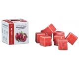 Kozák Granátové jablko prírodné vonný vosk do aromalámp a interiérov 8 kociek 30 g