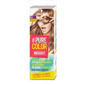 Schwarzkopf Pure Color washout zmývateľná farba na vlasy 8.5 Karamelová blond