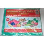 Press Mikrotenové sáčky 20 x 30 cm 50 kusů