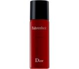 Christian Dior Fahrenheit deodorant sprej pro muže 150 ml