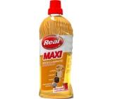 Real Maxi Wood & Laminate čistiaci prostriedok na laminátové a drevené podlahy 1000 g