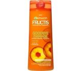 Garnier Fructis Goodbye Damage posilující šampon pro velmi poškozené vlasy 250 ml