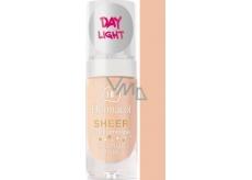 Dermacol Sheer Face Illuminator zkrášlující fluid Day Light 15 ml