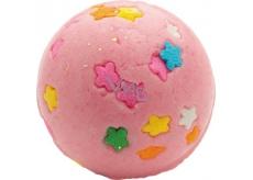 Bomb Cosmetics Zářicí hvězda - Twinkle Star Kulička do koupele 30 g